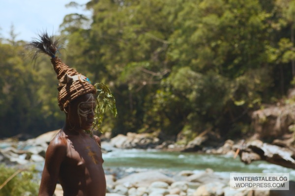 The Dubre are a people of the inner Mamberamo basin who typically live in the lower areas.